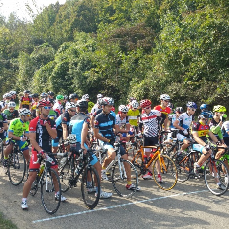 Tour de Pécs 2016 Csofém – Kilátó Étterem Nagydíj